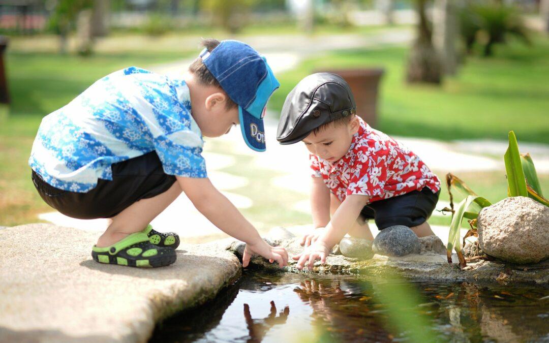 مراحل بازی و رشد کودک